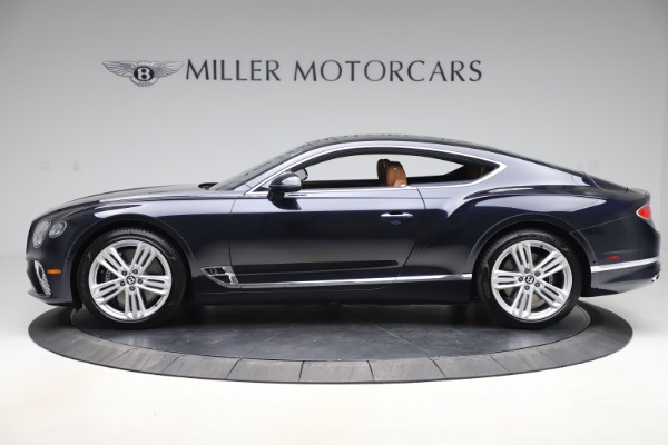 New 2020 Bentley Continental GT W12 for sale $260,770 at Maserati of Greenwich in Greenwich CT 06830 3