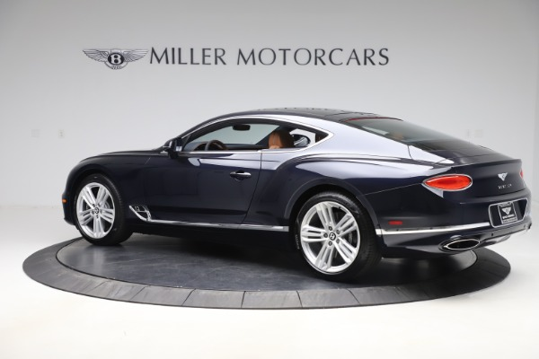 New 2020 Bentley Continental GT W12 for sale $260,770 at Maserati of Greenwich in Greenwich CT 06830 4