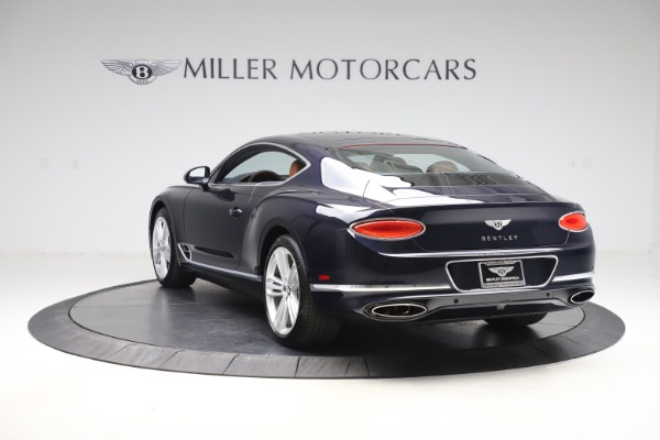 New 2020 Bentley Continental GT W12 for sale $260,770 at Maserati of Greenwich in Greenwich CT 06830 5