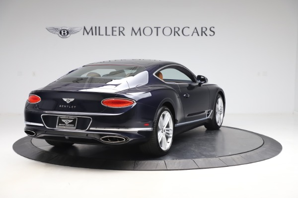 New 2020 Bentley Continental GT W12 for sale $260,770 at Maserati of Greenwich in Greenwich CT 06830 7