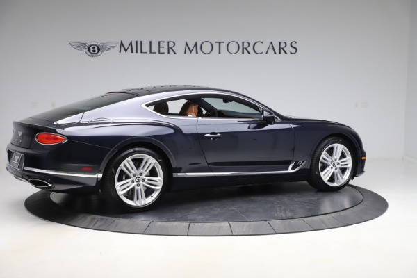 New 2020 Bentley Continental GT W12 for sale $260,770 at Maserati of Greenwich in Greenwich CT 06830 8
