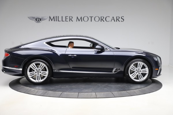 New 2020 Bentley Continental GT W12 for sale $260,770 at Maserati of Greenwich in Greenwich CT 06830 9