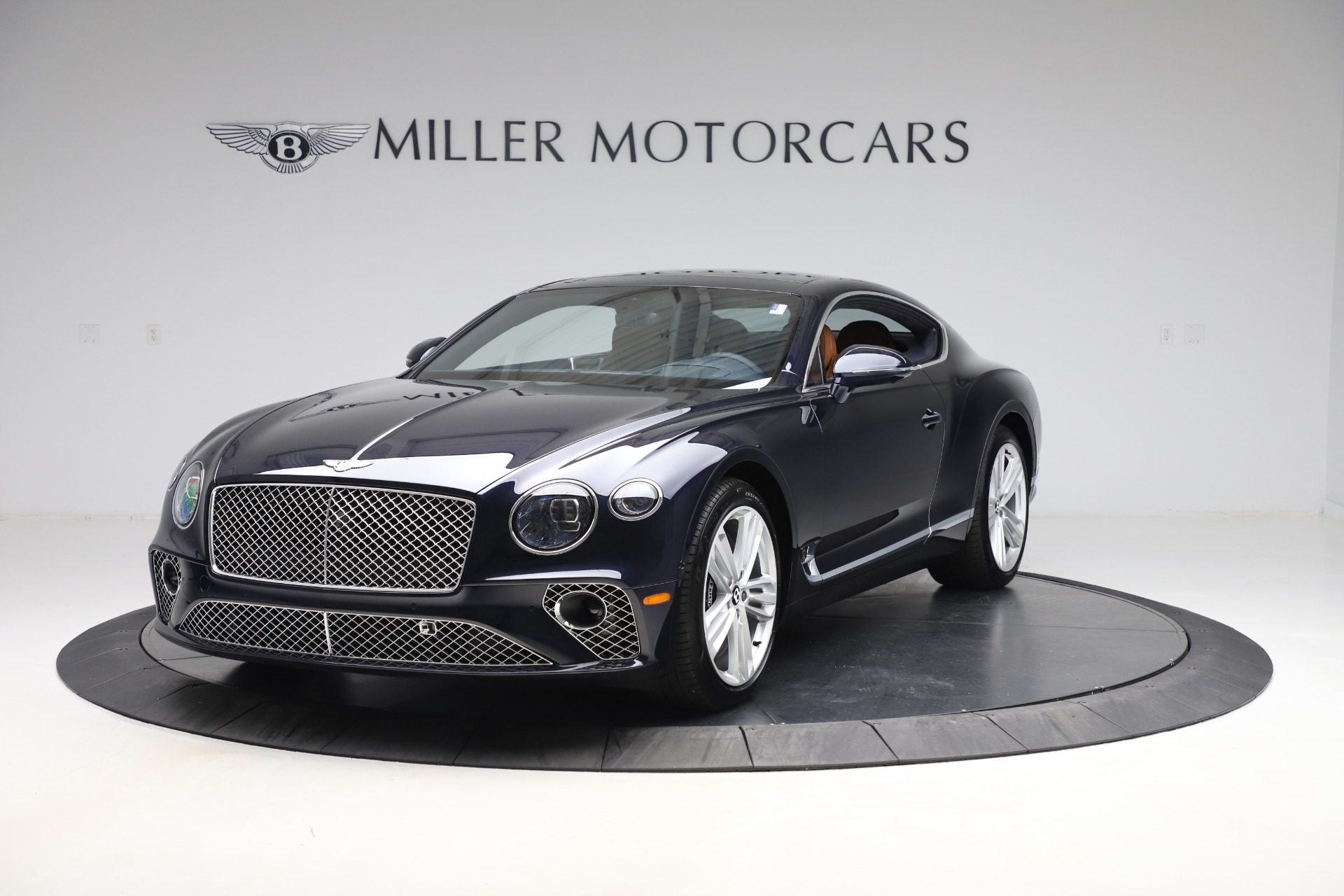 New 2020 Bentley Continental GT W12 for sale $260,770 at Maserati of Greenwich in Greenwich CT 06830 1