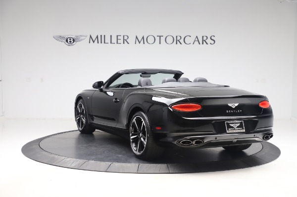 New 2020 Bentley Continental GTC V8 for sale $255,605 at Maserati of Greenwich in Greenwich CT 06830 5