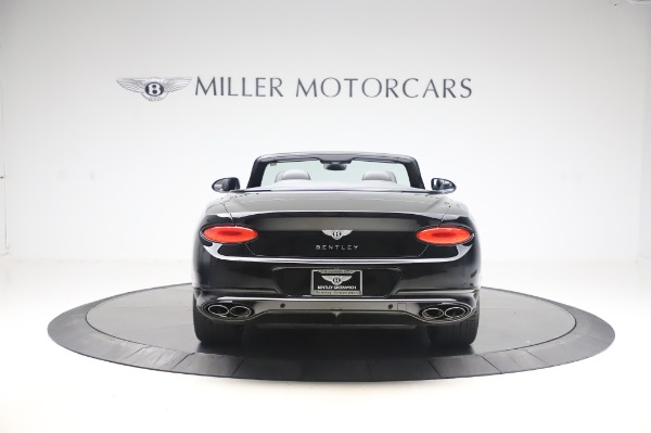 New 2020 Bentley Continental GTC V8 for sale $255,605 at Maserati of Greenwich in Greenwich CT 06830 6