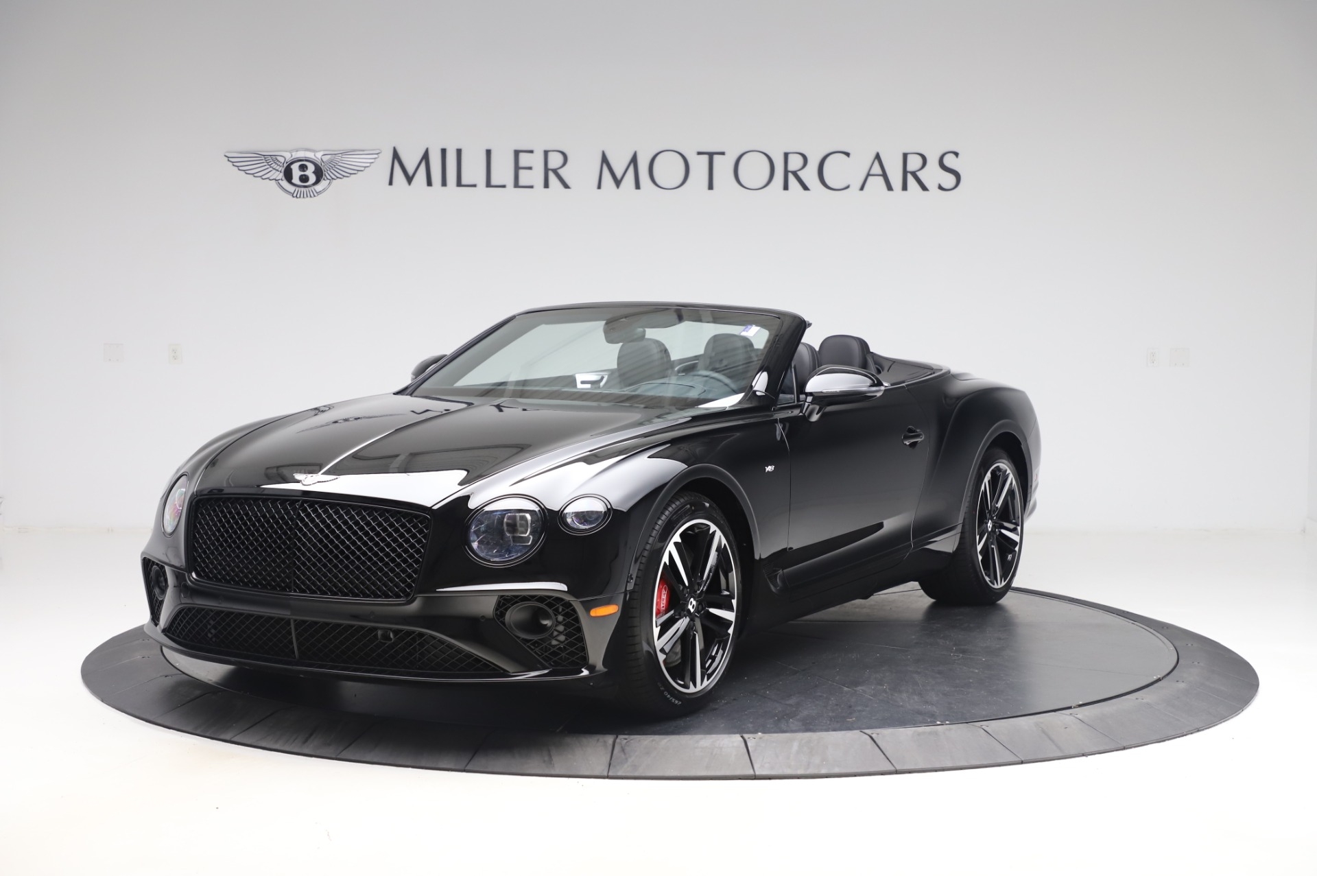 New 2020 Bentley Continental GTC V8 for sale $255,605 at Maserati of Greenwich in Greenwich CT 06830 1