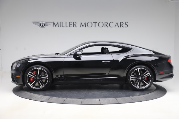 New 2020 Bentley Continental GT W12 for sale $274,090 at Maserati of Greenwich in Greenwich CT 06830 3