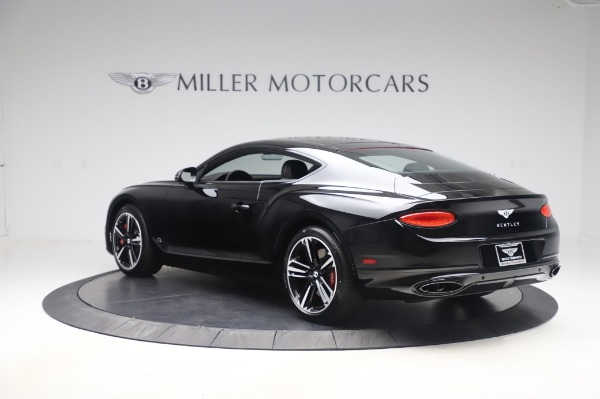 New 2020 Bentley Continental GT W12 for sale $274,090 at Maserati of Greenwich in Greenwich CT 06830 5