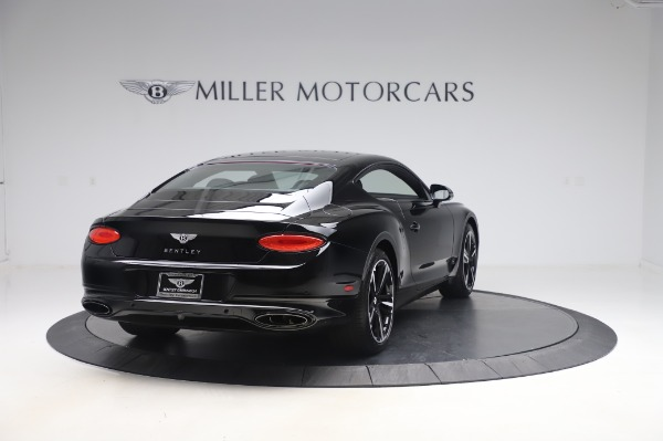 New 2020 Bentley Continental GT W12 for sale $274,090 at Maserati of Greenwich in Greenwich CT 06830 7