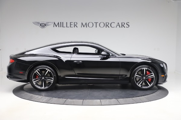 New 2020 Bentley Continental GT W12 for sale $274,090 at Maserati of Greenwich in Greenwich CT 06830 9