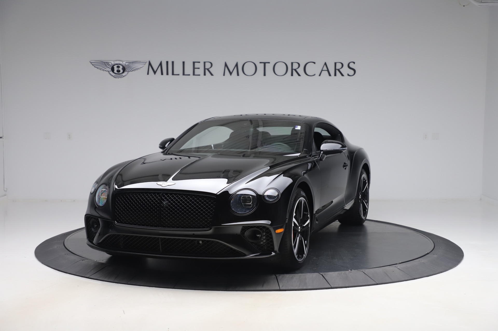 New 2020 Bentley Continental GT W12 for sale $274,090 at Maserati of Greenwich in Greenwich CT 06830 1