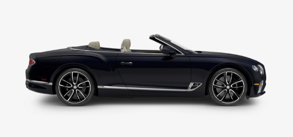 New 2020 Bentley Continental GTC W12 for sale $292,300 at Maserati of Greenwich in Greenwich CT 06830 2