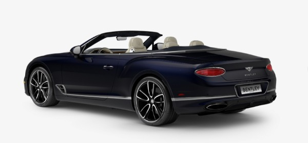 New 2020 Bentley Continental GTC W12 for sale $292,300 at Maserati of Greenwich in Greenwich CT 06830 3