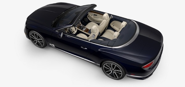 New 2020 Bentley Continental GTC W12 for sale $292,300 at Maserati of Greenwich in Greenwich CT 06830 4