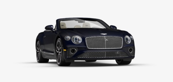 New 2020 Bentley Continental GTC W12 for sale $292,300 at Maserati of Greenwich in Greenwich CT 06830 5