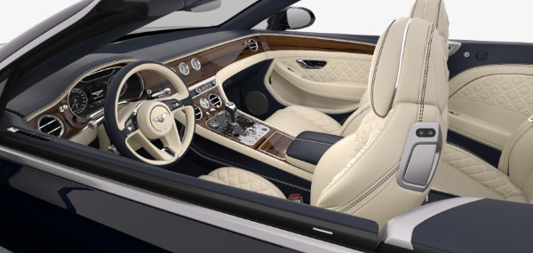 New 2020 Bentley Continental GTC W12 for sale $292,300 at Maserati of Greenwich in Greenwich CT 06830 7
