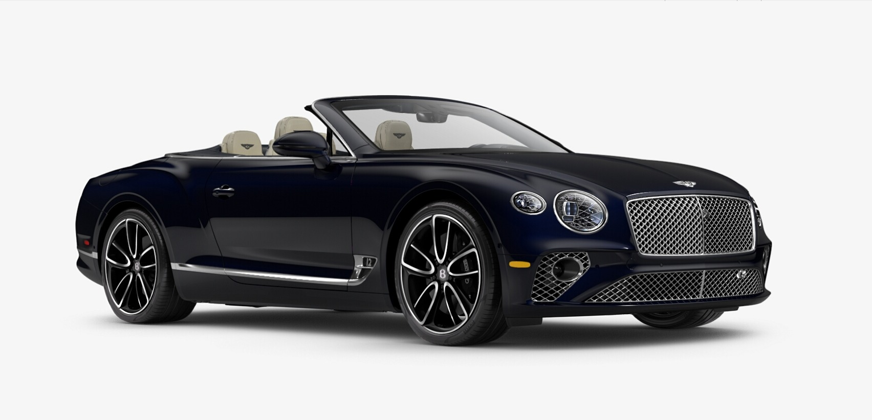 New 2020 Bentley Continental GTC W12 for sale $292,300 at Maserati of Greenwich in Greenwich CT 06830 1