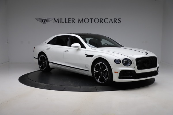 New 2020 Bentley Flying Spur W12 First Edition for sale $274,135 at Maserati of Greenwich in Greenwich CT 06830 11