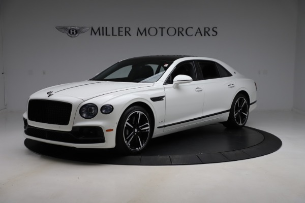 New 2020 Bentley Flying Spur W12 First Edition for sale $274,135 at Maserati of Greenwich in Greenwich CT 06830 2