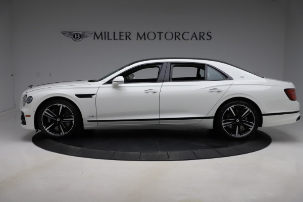 New 2020 Bentley Flying Spur W12 First Edition for sale $274,135 at Maserati of Greenwich in Greenwich CT 06830 3