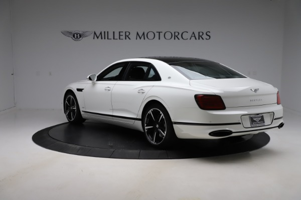 New 2020 Bentley Flying Spur W12 First Edition for sale $274,135 at Maserati of Greenwich in Greenwich CT 06830 5