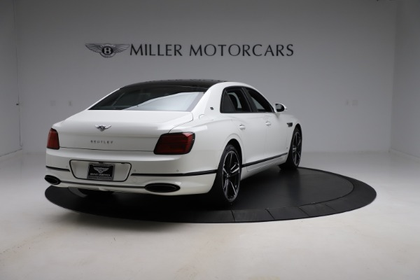 New 2020 Bentley Flying Spur W12 First Edition for sale $274,135 at Maserati of Greenwich in Greenwich CT 06830 7