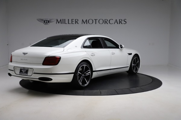 New 2020 Bentley Flying Spur W12 First Edition for sale $274,135 at Maserati of Greenwich in Greenwich CT 06830 8