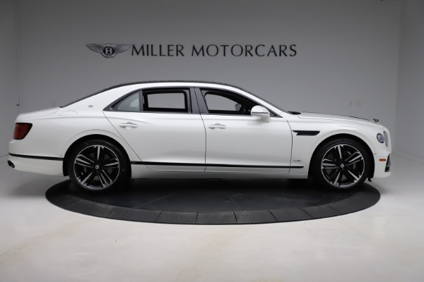 New 2020 Bentley Flying Spur W12 First Edition for sale $274,135 at Maserati of Greenwich in Greenwich CT 06830 9