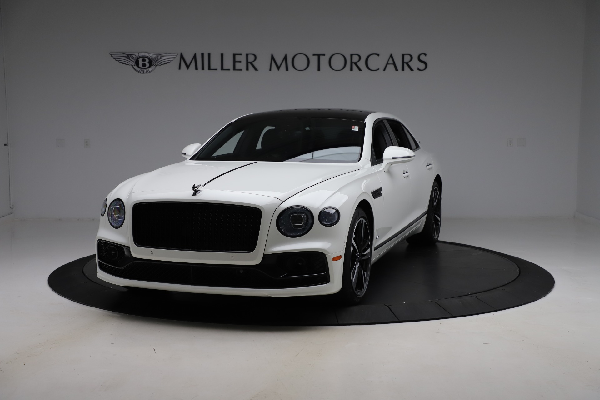 New 2020 Bentley Flying Spur W12 First Edition for sale $274,135 at Maserati of Greenwich in Greenwich CT 06830 1