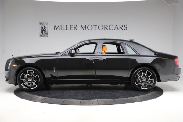 New 2020 Rolls-Royce Ghost for sale $432,200 at Maserati of Greenwich in Greenwich CT 06830 3