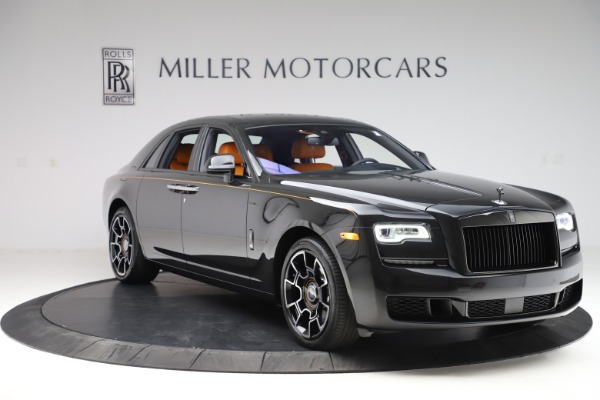 New 2020 Rolls-Royce Ghost for sale $432,200 at Maserati of Greenwich in Greenwich CT 06830 7