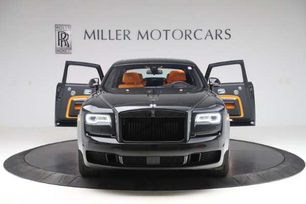 New 2020 Rolls-Royce Ghost for sale $432,200 at Maserati of Greenwich in Greenwich CT 06830 8