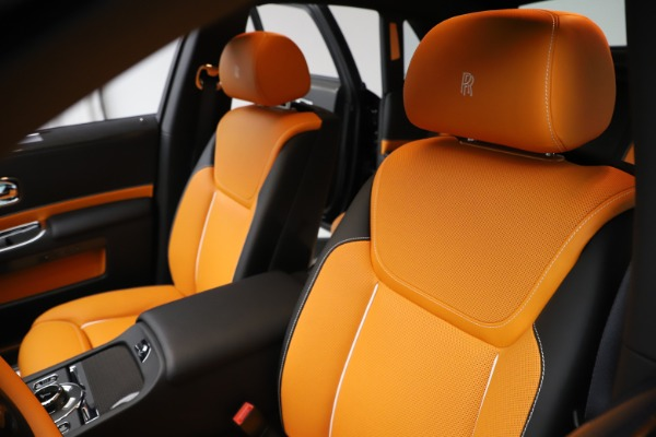 New 2020 Rolls-Royce Ghost for sale $432,200 at Maserati of Greenwich in Greenwich CT 06830 9