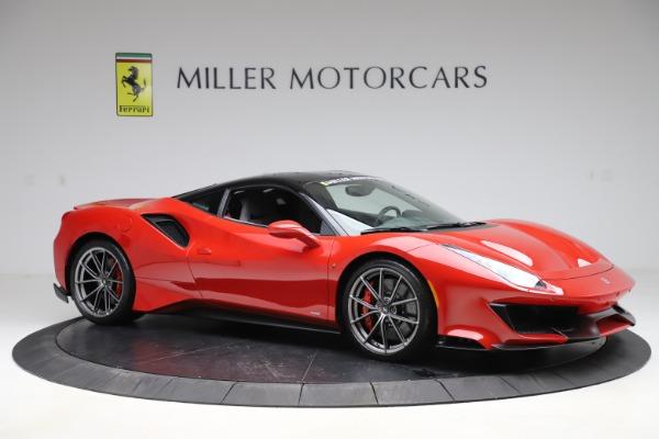 Used 2019 Ferrari 488 Pista for sale $451,702 at Maserati of Greenwich in Greenwich CT 06830 10