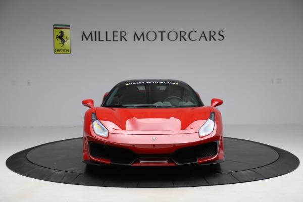 Used 2019 Ferrari 488 Pista for sale $451,702 at Maserati of Greenwich in Greenwich CT 06830 12