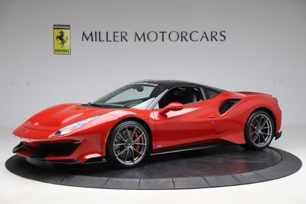 Used 2019 Ferrari 488 Pista for sale $451,702 at Maserati of Greenwich in Greenwich CT 06830 2