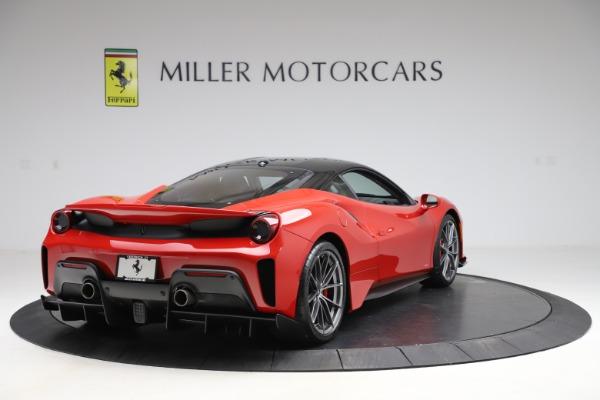 Used 2019 Ferrari 488 Pista for sale $451,702 at Maserati of Greenwich in Greenwich CT 06830 7
