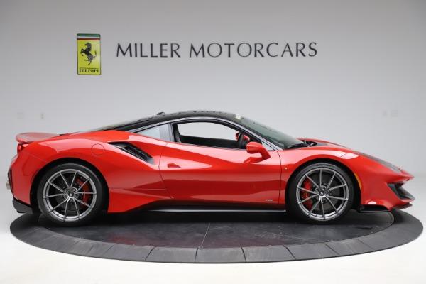 Used 2019 Ferrari 488 Pista for sale $451,702 at Maserati of Greenwich in Greenwich CT 06830 9