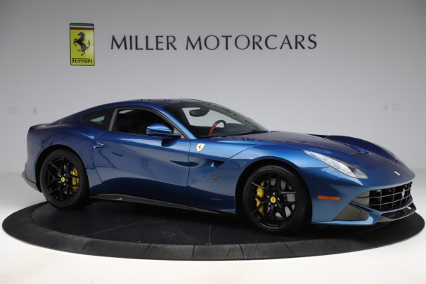 Used 2015 Ferrari F12 Berlinetta for sale Sold at Maserati of Greenwich in Greenwich CT 06830 10