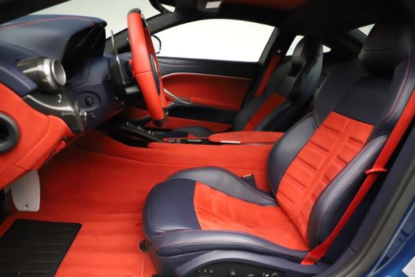 Used 2015 Ferrari F12 Berlinetta for sale Sold at Maserati of Greenwich in Greenwich CT 06830 14