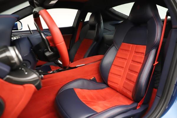 Used 2015 Ferrari F12 Berlinetta for sale Sold at Maserati of Greenwich in Greenwich CT 06830 15