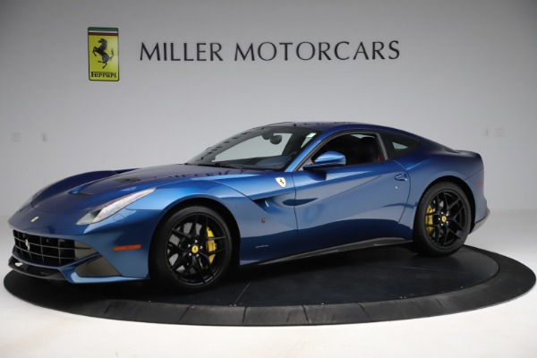 Used 2015 Ferrari F12 Berlinetta for sale Sold at Maserati of Greenwich in Greenwich CT 06830 2