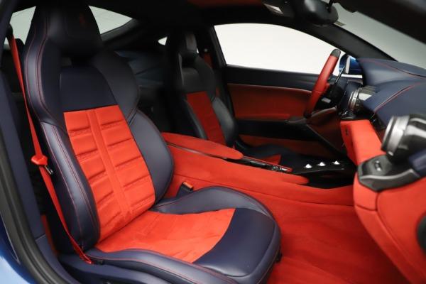 Used 2015 Ferrari F12 Berlinetta for sale Sold at Maserati of Greenwich in Greenwich CT 06830 20