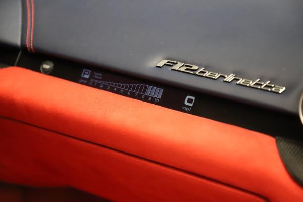 Used 2015 Ferrari F12 Berlinetta for sale Sold at Maserati of Greenwich in Greenwich CT 06830 23