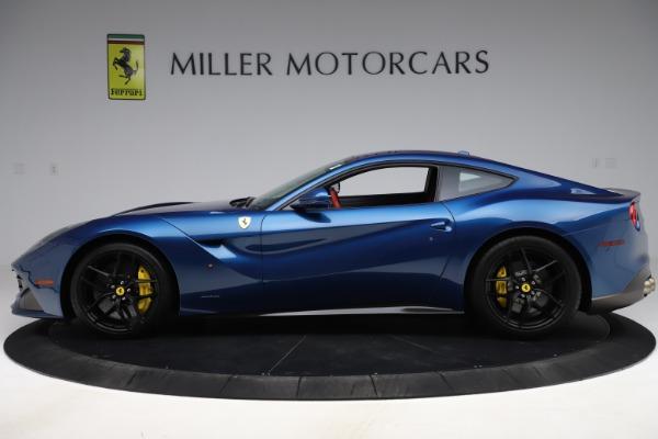 Used 2015 Ferrari F12 Berlinetta for sale Sold at Maserati of Greenwich in Greenwich CT 06830 3