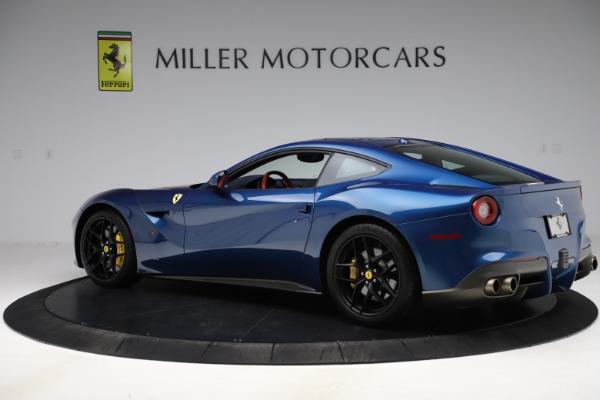 Used 2015 Ferrari F12 Berlinetta for sale Sold at Maserati of Greenwich in Greenwich CT 06830 4