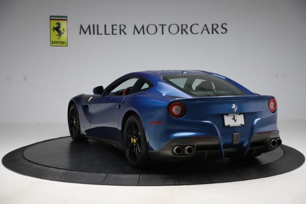 Used 2015 Ferrari F12 Berlinetta for sale Sold at Maserati of Greenwich in Greenwich CT 06830 5
