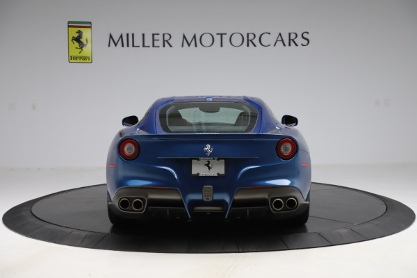 Used 2015 Ferrari F12 Berlinetta for sale Sold at Maserati of Greenwich in Greenwich CT 06830 6