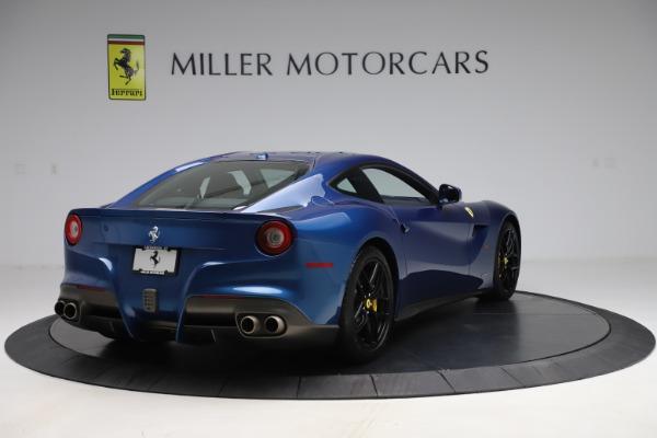 Used 2015 Ferrari F12 Berlinetta for sale Sold at Maserati of Greenwich in Greenwich CT 06830 7