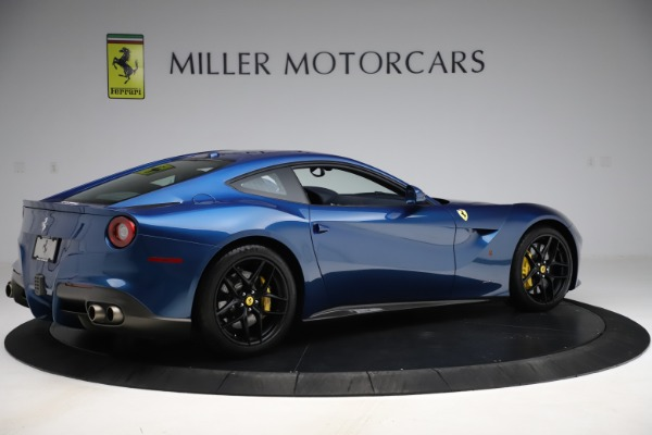 Used 2015 Ferrari F12 Berlinetta for sale Sold at Maserati of Greenwich in Greenwich CT 06830 8